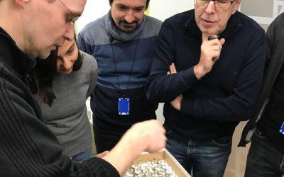 Advancing the genomic revolution of species delimitation: Kick-off meeting