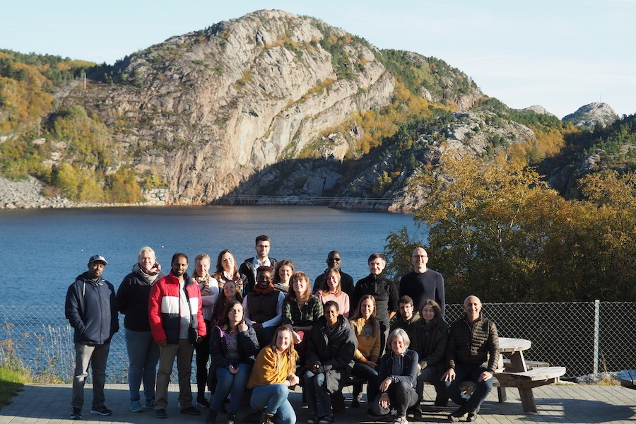 Reflections from a DNA barcoding course in Norway – From sequences to species