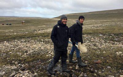 Reflections on conducting fieldwork in Nunavut, Canada