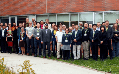 iBOL members meet to discuss BIOSCAN – the second iBOL project
