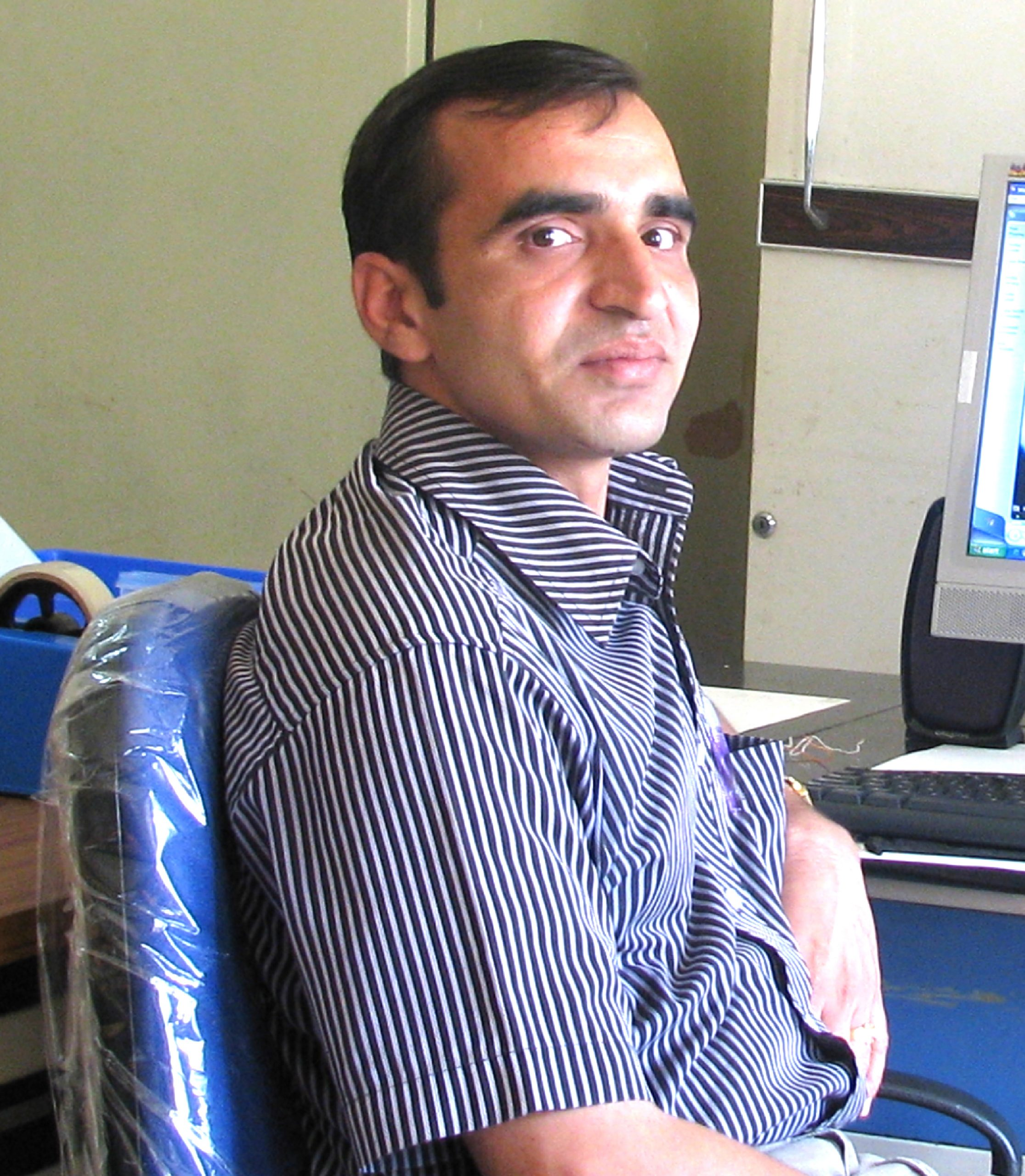 Sujeevan Ratnasingham, chief architect of BOLD Systems