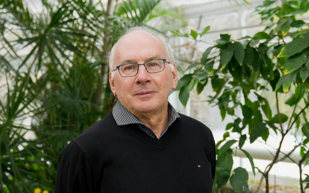 Prof. Paul Hebert Receives 2020 MIDORI Prize for Biodiversity