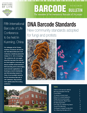 Barcode Bulletin - October 2011
