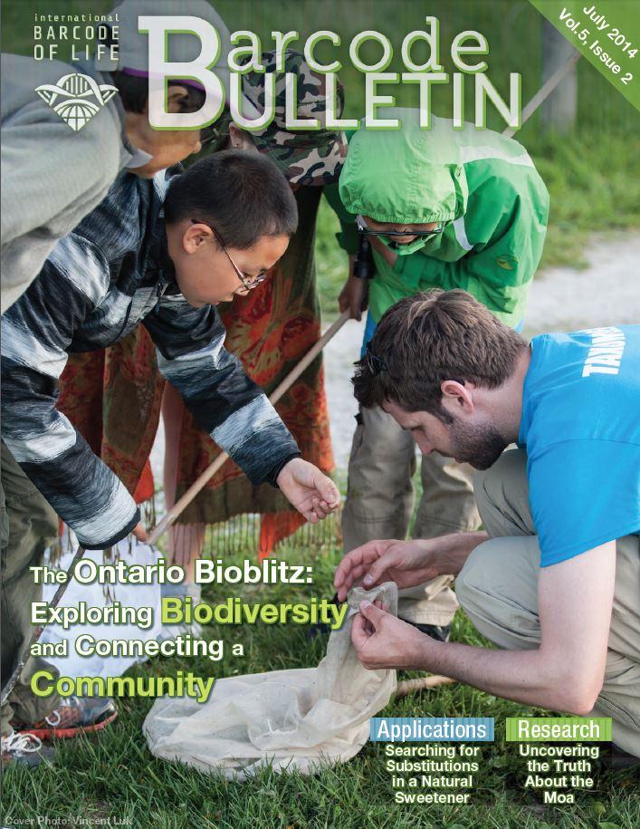 Bulletin July 2014 Title Page