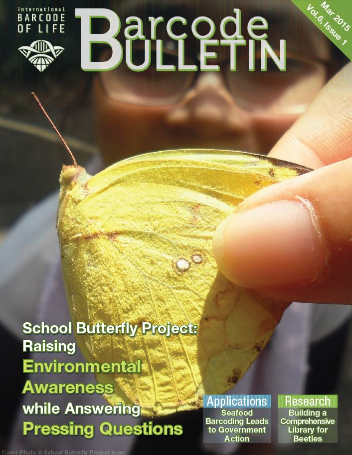 Bulletin March 2015 Title Page