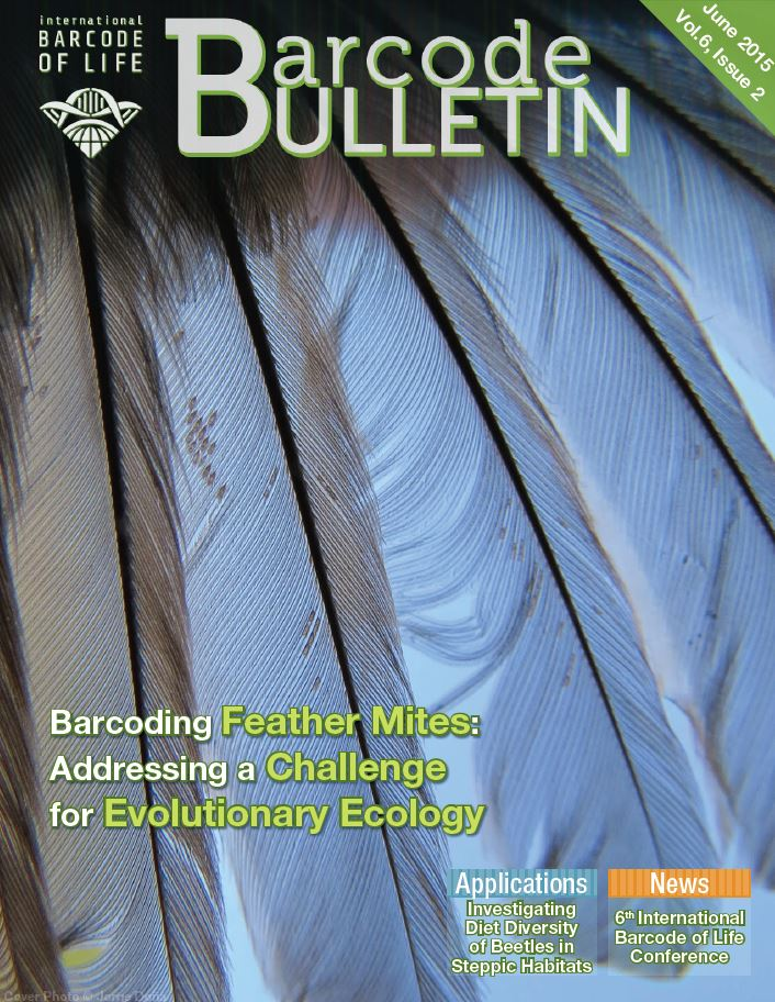 Bulletin June 2015 Title Page