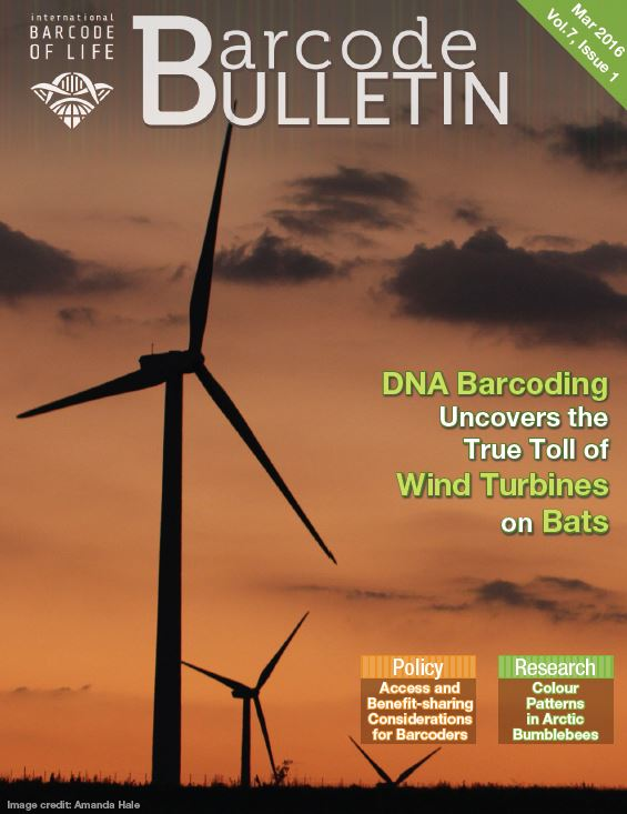 Bulletin March 2016 Title Page
