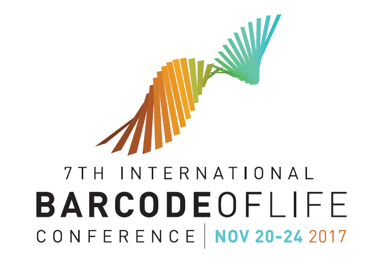 Seventh International Barcode of Life Conference logo